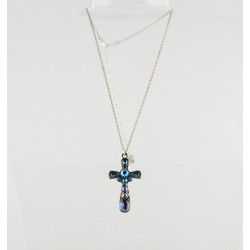 Croix ayala Bar 5246B bleue