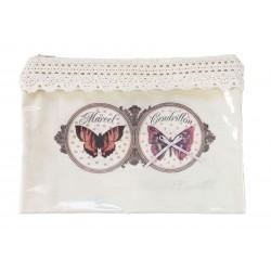 Pochette Marcel et Cendrillon Papillons