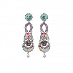 Boucles ayala bar R1355 Full Moon