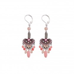 Boucles ayala bar C1311 Gogi Pearls
