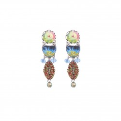 Boucles ayala bar H1350 Fieta Green