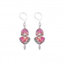 Boucles ayala bar R1365 Crimson dreams
