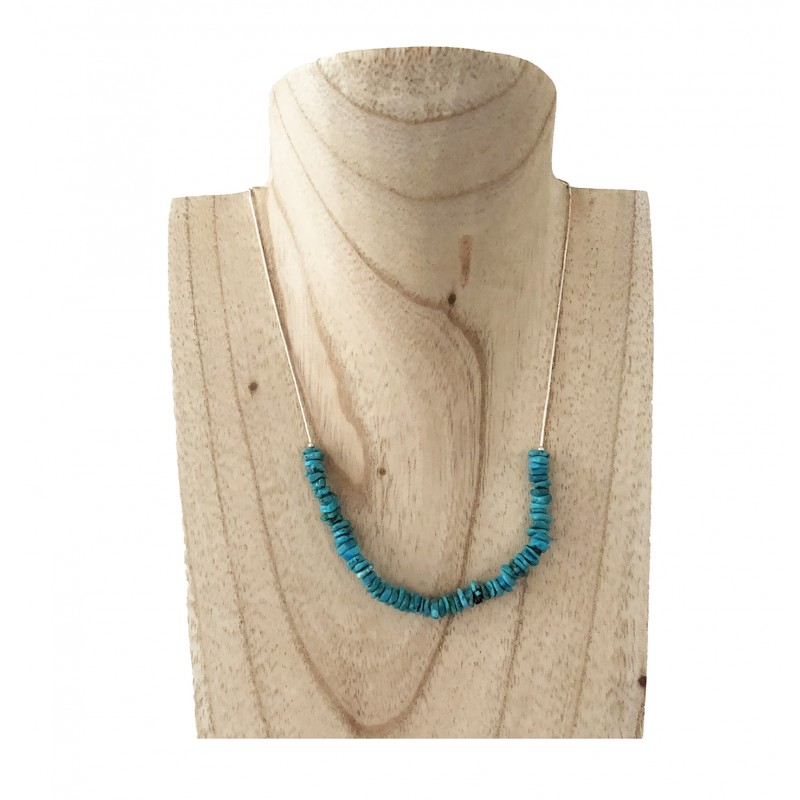 Collier Cheyenne Canyon Turquoise