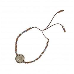 Bracelet  Yuna argent