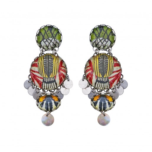 Boucles ayala bar swing song R1074