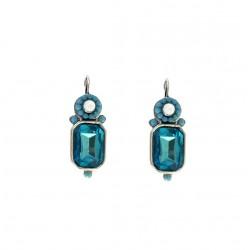 Boucles Statu Quo 14149  turquoise